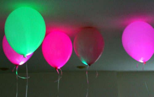 светящиеся шары