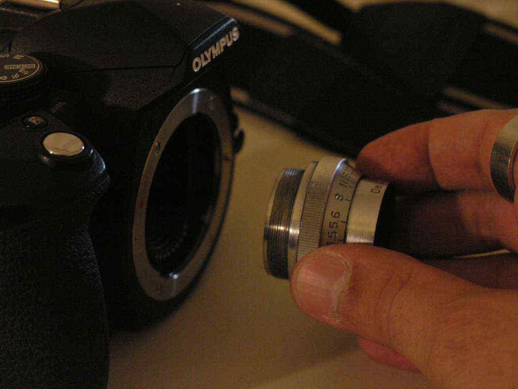 Объективы для камеры своими руками 71