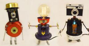 робот своими руками